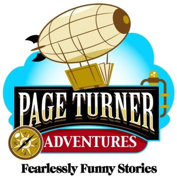 PageTurners Adventures Logo