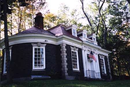 Morton Memorial Library (Pine Hill)