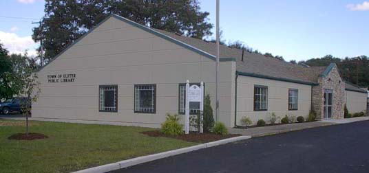 Town of Ulster Public Library